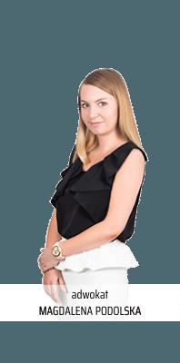 Aplikant adwokacki Katarzyna Chmielewska