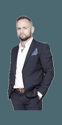 Aplikant adwokacki Mateusz Królikiewicz